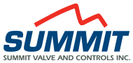 Summit Valve Controls logo