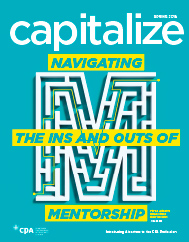 Capitalize Magazine Spring 2018