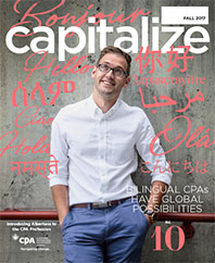 Capitalize Magazine Fall 2017