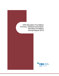 2015 CPAEF Annual Report