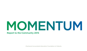 2015 CPAEF Report to the Community