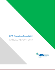 2017 CPAEF Annual Report