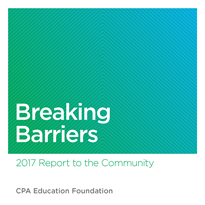 2017 CPAEF Report to the Community