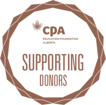 Supporting Donors badge