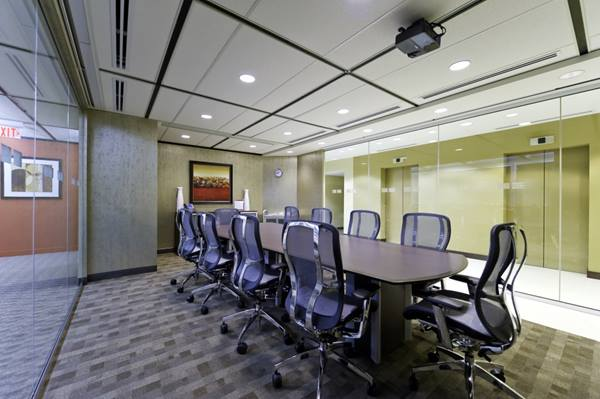 Manulife Place - Board Room