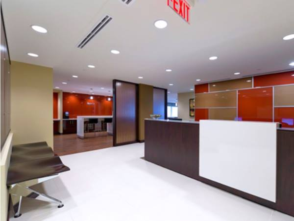 Manulife Place -Reception